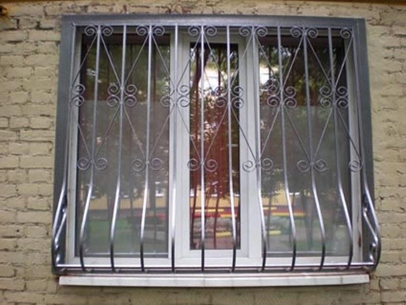 Решетки на окна балкон москва сталь групп.